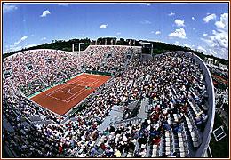 Roland Garros - kurt Suzanne Lenglen