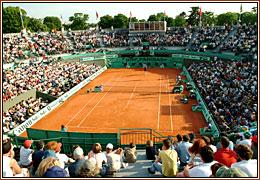 Roland Garros - kurt č.1