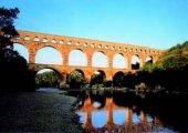 Pozn�v�n� Francie - Pont du Gard