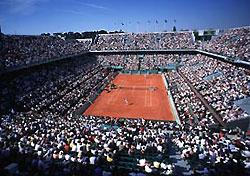 Roland Garros - kurt Philippe Cartier